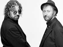 CHAS N' DAVE LIVE REVIEW WATFORD COLOSSEUM