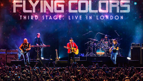 NEWS: FLYING COLORS RELEASE VIDEO OF 'KAYLA' LIVE IN LONDON