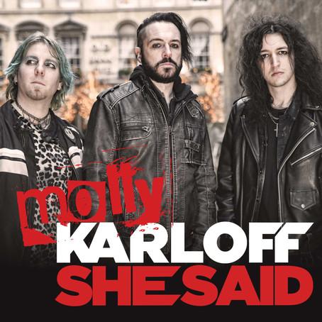 VIDEO OF THE WEEK: MOLLY KARLOFF  'SHE SAID'