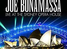 JOE BONAMASSA LIVE AT THE SYDNEY OPERA HOUSE ALBUM REVIEW