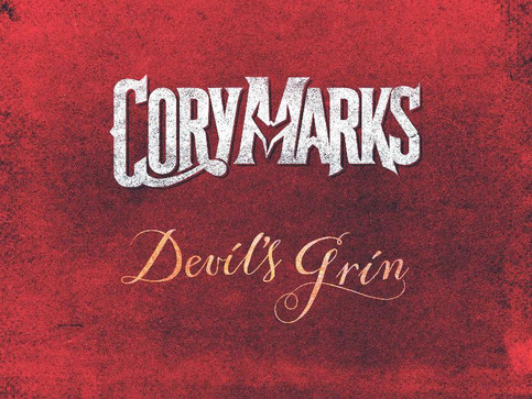 NEW MUSIC: CORY MARKS RELEASES NEW TRACK 'DEVIL'S GRIN'