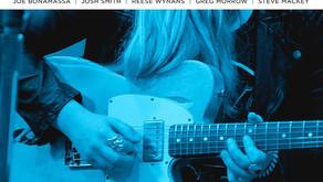 ALBUM REVIEW: JOANNE SHAW TAYLOR 'THE BLUES ALBUM'
