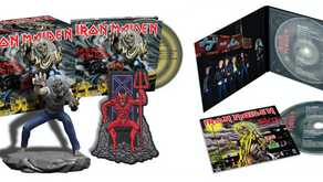 IRON MAIDEN ANNOUNCE THE STUDIO COLLECTION