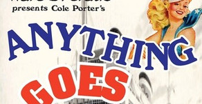 THEATRE REVIEW: 'ANYTHING GOES'