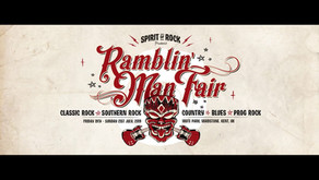 RAMBLIN' MAN FAIR 2019 REVIEW