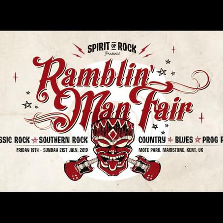 RAMBLIN' MAN FAIR 2019 REVIEW