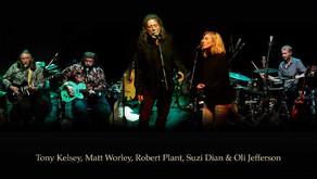 NEWS: SAVING GRACE FT ROBERT PLANT TOUR DATES