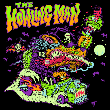 """VIDEO OF THE WEEK: ROB ZOMBIE RELEASES """"THE ETERNAL STRUGGLES OF THE HOWLING MAN"""""""