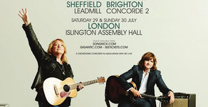 THE INDIGO GIRLS ANNOUNCE UK TOUR
