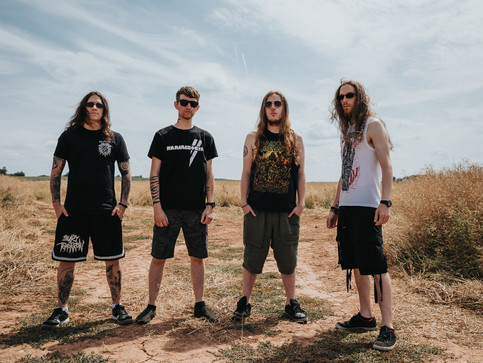 Q & A WITH GROOVE METAL BAND CATALYSIS