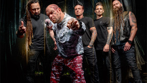 ALBUM REVIEW: FIVE FINGER DEATH PUNCH - F8