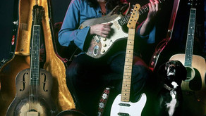 ALBUM REVIEW: THE BEST OF RORY GALLAGHER