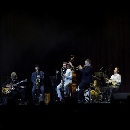 KANSAS SMITTY'S HOUSE BAND ALEXANDRA PALACE LIVE REVIEW