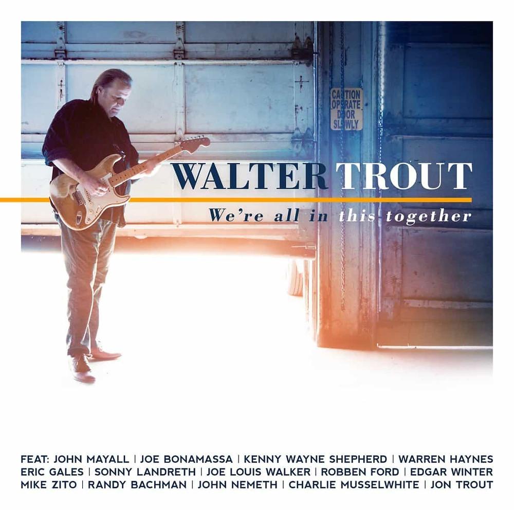 walter trout album