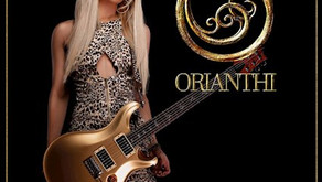 ALBUM REVIEW: ORIANTHI 'O'