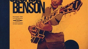 GEORGE BENSON WALKING TO NEW ORLEANS ALBUM REVIEW