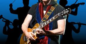 STEVE HACKETT ANNOUNCES GENESIS REVISITED ORCHESTRAL TOUR