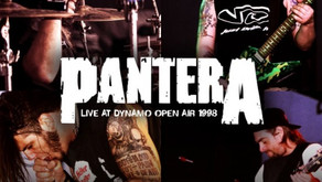 DYNAMO CONCERTS TO RELEASE PANTERA AND SOULFLY LIVE ALBUMS