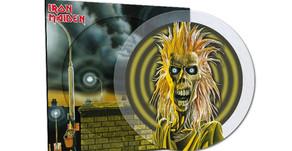 NEWS: THE LEGENDARY DEBUT ALBUM IRON MAIDEN 40TH ANNIVERSARY EDITION