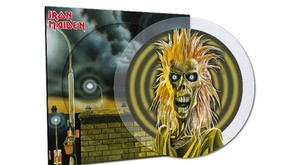 NEWS: THE LEGENDARY DEBUT ALBUM IRON MAIDEN 40TH ANNIVERSARY EDITION