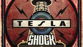 TESLA  SHOCK ALBUM REVIEW