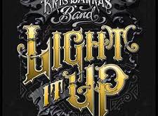 KRIS BARRAS LIGHT IT UP ALBUM REVIEW