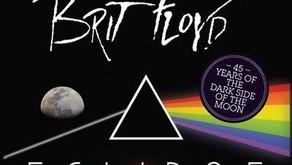 BRIT FLOYD ANNOUNCE ECLIPSE TOUR