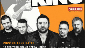 NEWS: KING KING ANNOUNCE THE DAMN TRUTH AS SUPPORT FOR 2022 TOUR