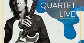 ALBUM REVIEW: MICHAEL LANDAU 'LIQUID QUARTET LIVE'