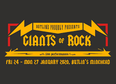 BUTLIN'S GIANTS OF ROCK 2020