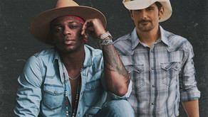 "JIMMIE ALLEN RELEASES NEW SINGLE ""FREEDOM WAS A HIGHWAY"" WITH BRAD PAISLEY"