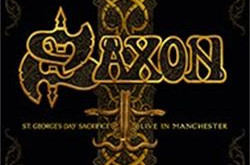 SAXON ST GEORGE'S DAYSACRIFICE