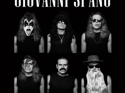 NEW MUSIC: GIOVANNI SPANO RELEASES NEW TRACK