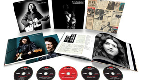 ALBUM REVIEW: RORY GALLAGHER 50th ANNIVERSARY BOX SET.