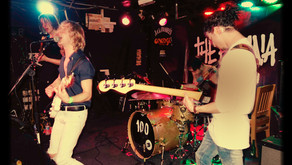 THE HUNNA THE HORN ST ALBANS LIVE REVIEW