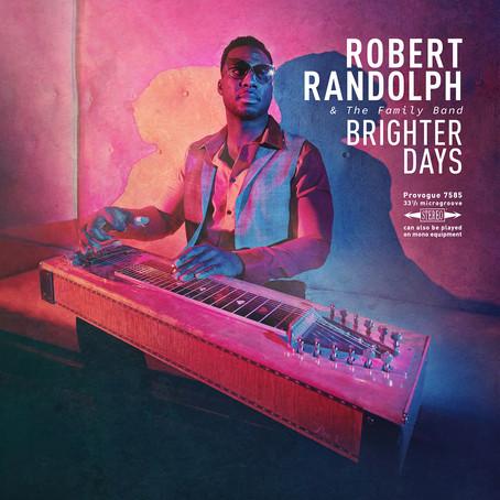 ROBERT RANDOLPH INTERVIEW