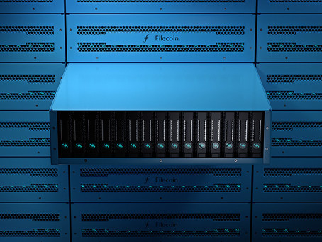 區塊鏈,數據存儲,現在的 IPFS/ Filecoin (FIL)