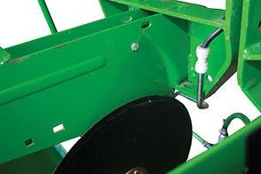 kinze fertilizer placement tube