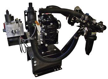 Diaphragm Pump Eaton Motor