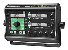 dual channel automatic rate controller