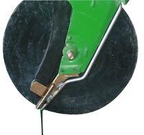 fertilizer placement tube