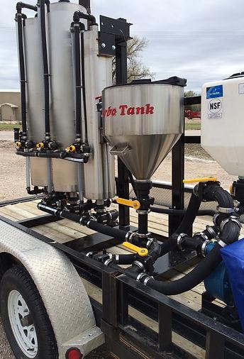 Pit Stop Chemical System In KS   JD Skiles