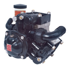 Low Pressure 3 Diaphragm Pump