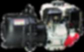 "3"" Poly Wet Seal Pump w/Honda Engine"