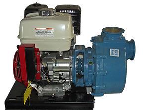 "3"" JB Poly Wet Seal Pump w/Honda Electric Start"