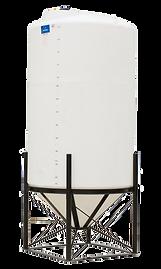 1490 Gallon Cone Bottom Tank