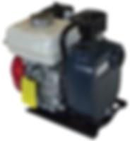 "2"" Franklin Electric Cast Iron Pump w/Honda Engine"