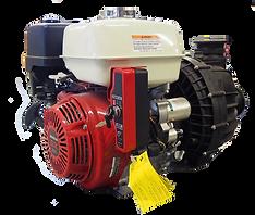 "3"" Hypro Poly Pump w/13HP Honda Electric Start"