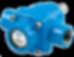 4 Roller Series Cast Iron Pump
