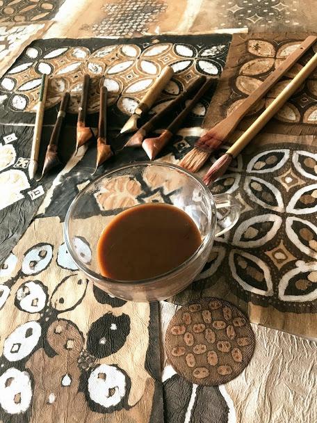 Batik & Tea (online)